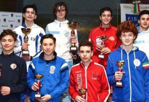 Spada e sciabola, il Pettorelli piazza due atleti in finale