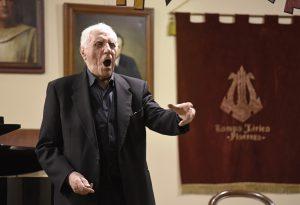 Lirica in lutto: si è spento il baritono piacentino Carlo Torregiani