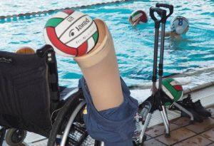 Cinque squadre coinvolte alla Raffalda per il primo torneo di pallanuoto paralimpica