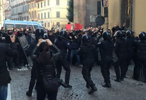 """Stavolta il Riesame dice """"no"""": resta in carcere il secondo arrestato per le violenze al corteo"""