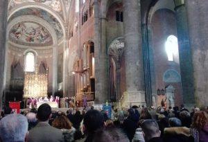 """Precetto Pasquale, Vescovo: """"Chi fa del male macchia se stesso e gli altri"""""""