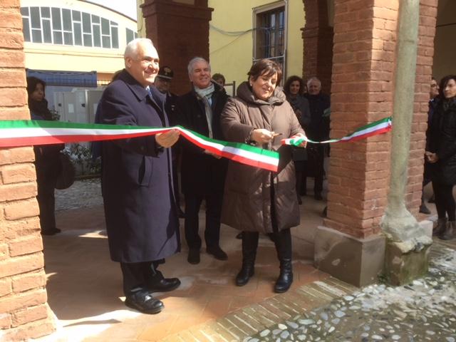 Inaugurati i locali dell'Ufficio provinciale territorio in ...