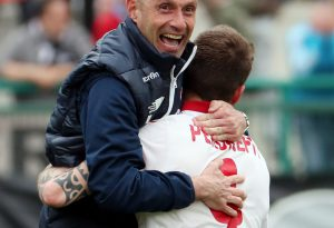 Romero entra e segna in pieno recupero. Le foto di Alessandria-Piacenza 1-1