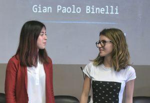 Premiate le studentesse più brave nel nome di Gian Paolo Binelli