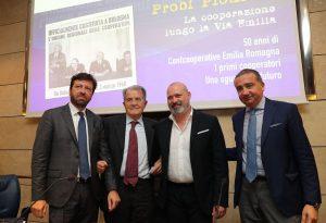 "Cinquant'anni di cooperazione, Milza: ""Mutualità e solidarietà"""