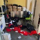 Libertaspes nuovo assalto notturno: ladri anche nella sede del Piace di via Millo. FOTO