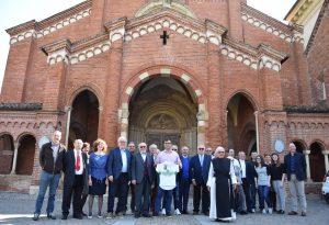 """Presentata all'abbazia di Chiaravalle la """"6 Giorni delle rose 2018"""""""