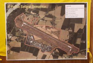 Un parco fotovoltaico nell'ex aeroporto di San Damiano. Proposta di Legambiente