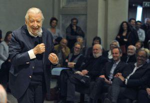 """Il grande Pupi Avati ospite in Fondazione per """"Il futuro del '68"""". FOTO"""
