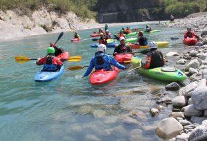 TrecentinTrebbia avvia la stagione fluviale. FOTOGALLERY