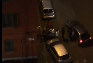 Ennesima rissa notturna tra stranieri  in via Torricella, tre denunciati. GUARDA IL VIDEO