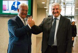 Tommaso Foti lascia la Regione. Al suo posto entra Giancarlo Tagliaferri