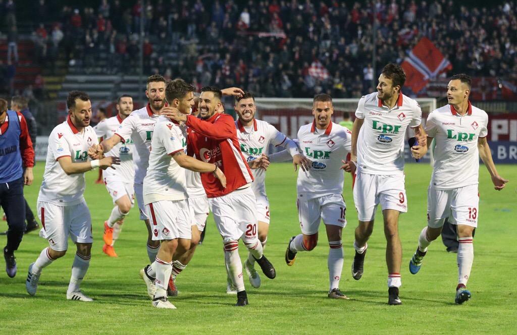 Play off promozione, il Piacenza trova la Sambenedettese: andata domenica al Garilli