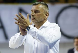 """Gara 3 è alle porte, coach Coppeta: """"Sarà un'autentica battaglia"""""""