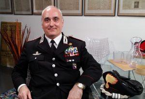 Il comandante provinciale dei carabinieri ospite stasera a Nel Mirino