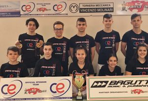 Kick boxing, una Stella brilla alla Pointfighting Cup