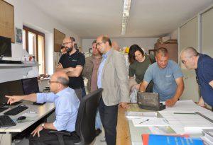 Visita del prefetto alla diga di Mignano. Lunedì arriva la commissione