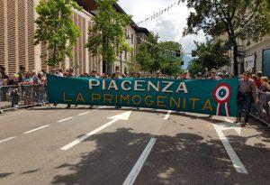 Le foto più belle della sfilata di Trento, mille i piacentini