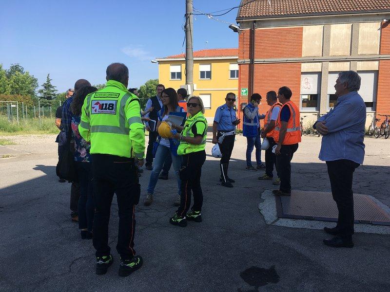 Terremoto a Gropparello: scatta la macchina dell'emergenza