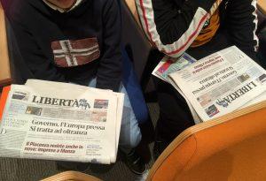 Giornaliamo, spazio ai giovani: meeting finale con 12 redazioni