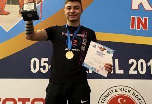 Davide Colla della Yama Arashi vince anche in Turchia