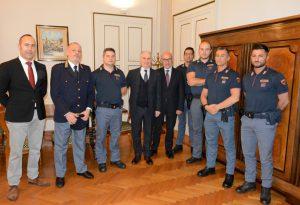 Sedarono la rissa in via Torricella, gli agenti ricevuti dal Prefetto