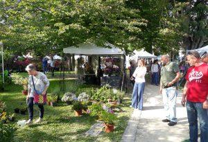 Floravilla, mostra mercato di piante e fiori. FOTOGALLERY