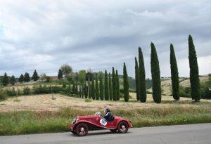 Si scaldano i motori della Mille Miglia: sabato il passaggio a Piacenza