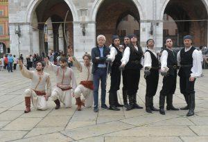 """Da Cinecittà al Municipale: ecco gli spadaccini dell'opera """"Il Corsaro"""""""