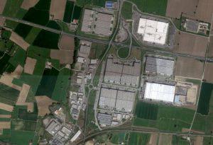 Logistica a Castello, oltre 3mila addetti nel 2017. La metà dal Piacentino