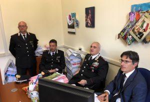 """Operazione """"Free Gerassa"""", decine di arresti nel blitz dei carabinieri contro lo spaccio. Segnalati 150 assuntori, una ventina sono studenti"""