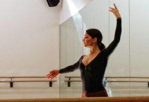 """La ballerina Emanuela Montanari: """"Voglio trasmettere agli allievi"""""""