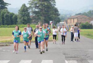 San Polo in marcia per la scuola, podisti con l'Avis a Pontenure e Carpaneto