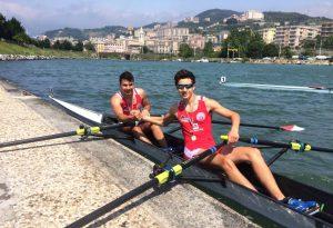 Angelelli e Filace vincono a Genova. Poker di medaglie per la Vittorino