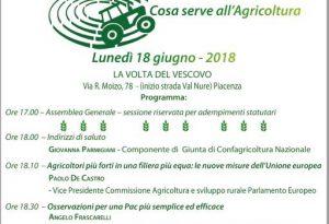 """""""Pac: tra sostegno e libertà d'impresa"""": oggi si parla del futuro dell'agricoltura"""