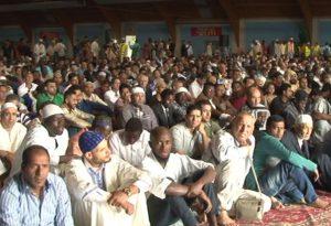 Fine del Ramadan, in tremila al Polisportivo per festa e preghiera