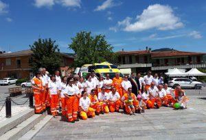 """Investimento da 70mila euro, la Croce Verde """"si regala"""" una ambulanza"""