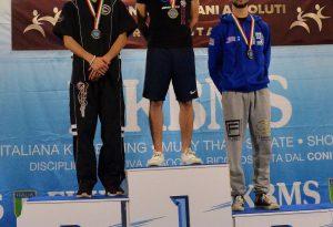 Kick Boxing: Davide Colla e Camilla Marenghi campioni italiani