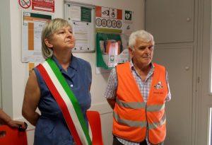 Castel San Giovanni: donato un defibrillatore alla sede della Cisl