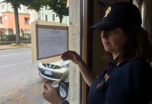 """""""Spaccio di droga nel bar"""": locale chiuso per 90 giorni a Fiorenzuola"""