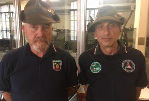 Squadra antincendio boschivo, 20 alpini addestrati per intervenire