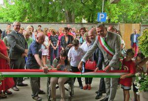 Inaugurato il centro riabilitativo per disabili: progetto da 445mila euro