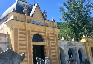"""Conclusi i lavori al """"Pantheon di Lugagnano"""": pronta la cappella centrale"""