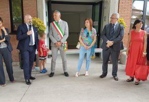 Inaugurato il centro diurno per disabili. Progetto da 463mila euro