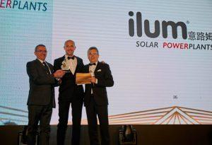 Con l'impianto alla Lpr in Cina, alla bresciana Ilum il  premio Panda d'Oro