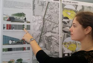 Riprogettare Lugagnano, tra viali e aree sportive, le proposte di 31 studenti
