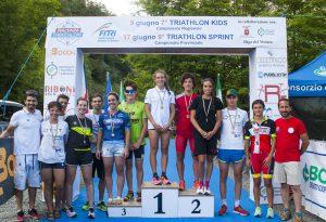 Successo per il Triathlon Kids: Gemma Ghinelli campionessa regionale