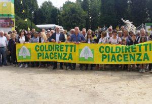 Villaggio Contadino a Torino: 250 piacentini per difendere eccellenze enogastronomiche