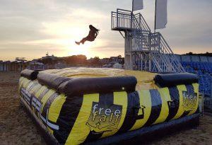 Oggi parte l'Alley-Oop Freestyle festival: arte, sport, musica e tanto altro