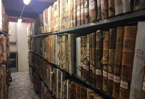 Archivio di Stato: proseguono le attività per ultimare il trasferimento